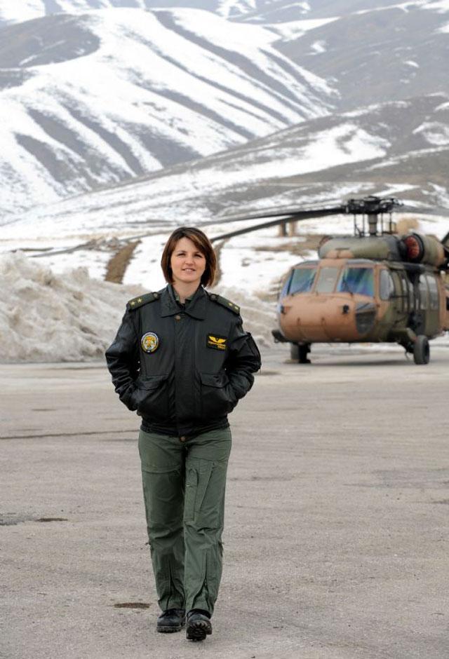TSK'nın kadın kahramanları