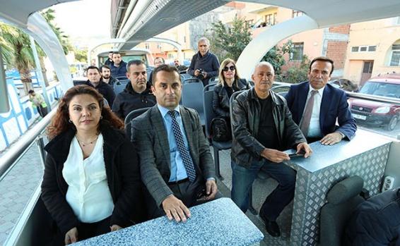 Canik Belediyesi'ne çağ atlatan Osman Genç İstanbul Medya'yı ağırladı