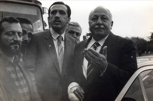 Erbakan'ın Görülmemiş Fotoğrafları
