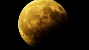 Parçalı ay tutulmasında kareler