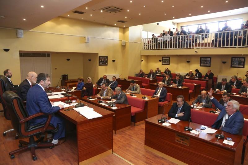 Beykoz Belediyesi Meclisi Mart ayı çalışmalarına başladı