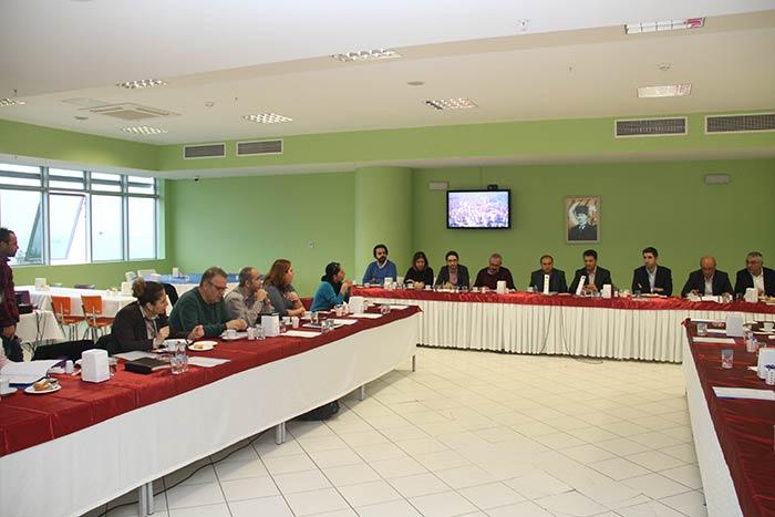 Mahalle Birim Başkanları Ve Meclis Üyeleri Toplantısı Yapıldı