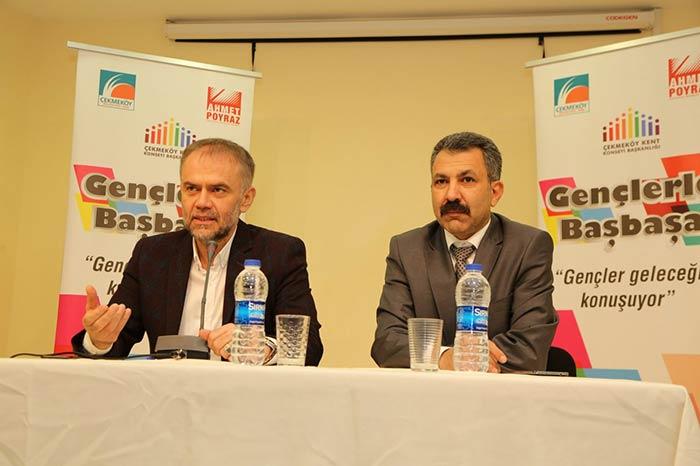 Gençler sordu, Ahmet Poyraz cevapladı
