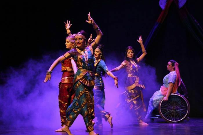 Beykoz Kent Konseyi'nden 'Engelsiz Hint Dansı'