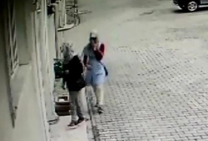 Tokalı kadın hırsızlar göz altına alındı