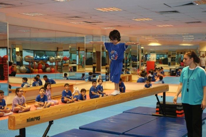 Çocuklar yaza, sporla merhaba diyecek