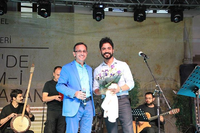 Yusuf Güney Şile'de sahne aldı