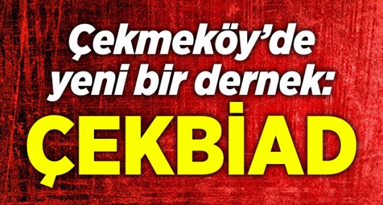 Çekmeköy'de yeni bir dernek:ÇEKBİAD