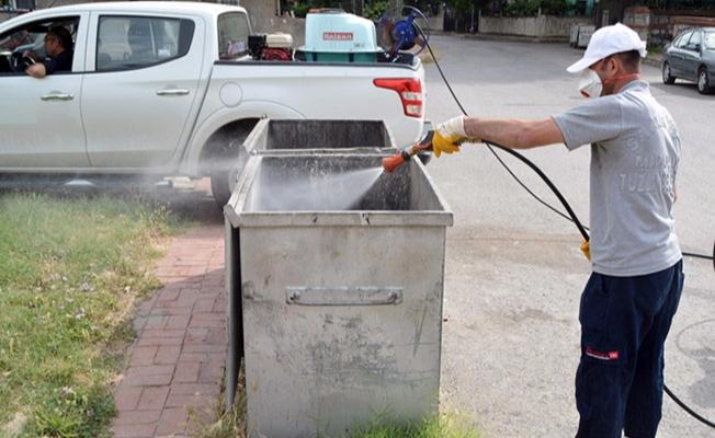 Sivrisinekle mücadeledemodern yöntem