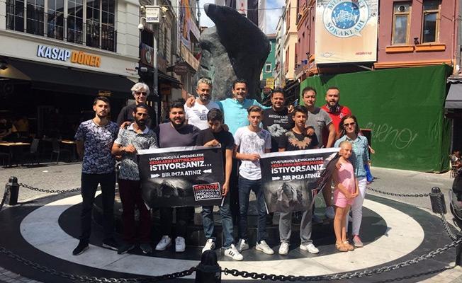 Beşiktaş Çarşı bağımlılığa karşı