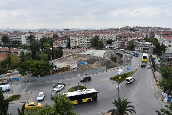 Çift şeritli yeni köprü trafiği rahatlatacak
