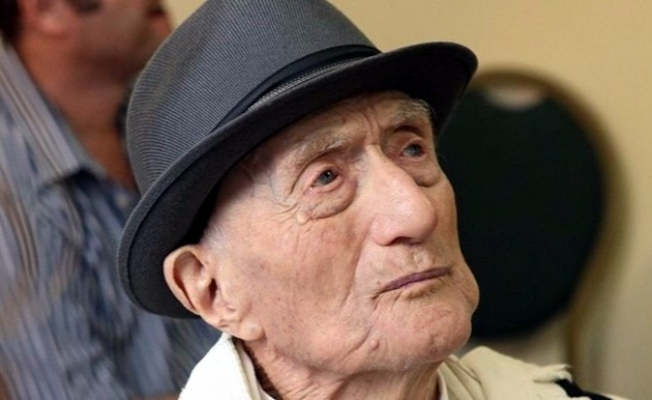 Dünyanın en yaşlı erkeği 113 yaşında öldü