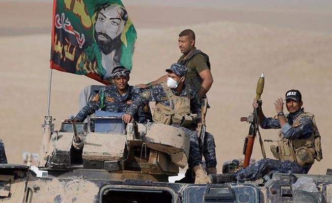 Haşdi Şabi'nin çocuk askerleri