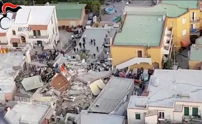 İtalya'da deprem: En az 2 ölü