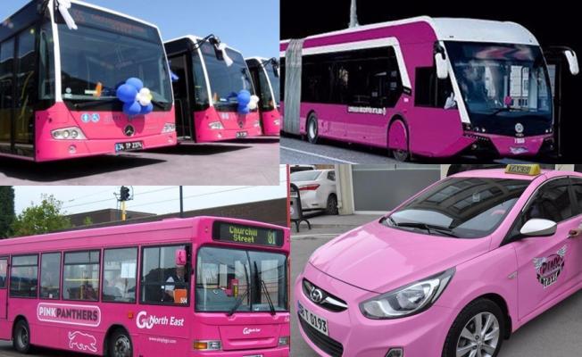 Kadınlar 'pembe otobüsü' neden istemiyor?