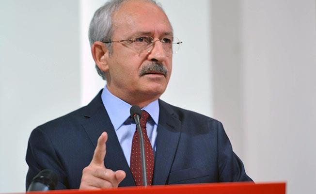 Kemal Kılıçdaroğlu'dan 'adalet' sunuşu