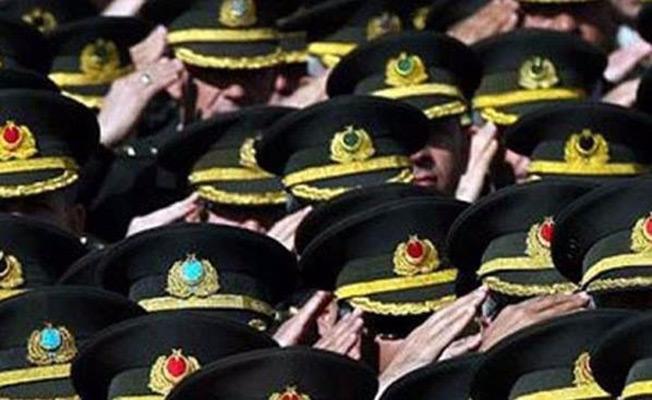 TSK'da 7 general emekliliğini istedi