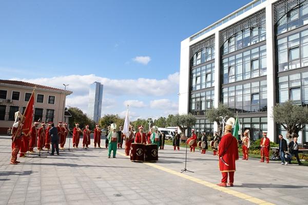 Ümraniye Belediyesi Mehter Takımına İlgi Büyük