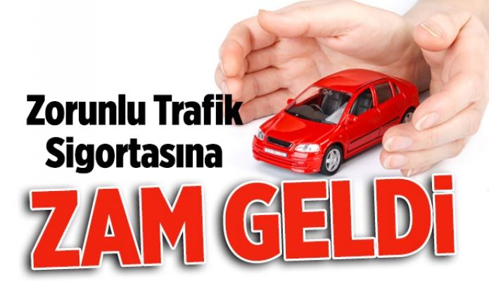 Zorunlu Trafik Sigortasına Zam Geldi