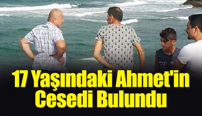 17 Yaşındaki Ahmet'in Cesedi Bulundu