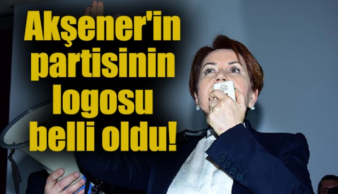 Akşener'in partisinin logo belli oldu!