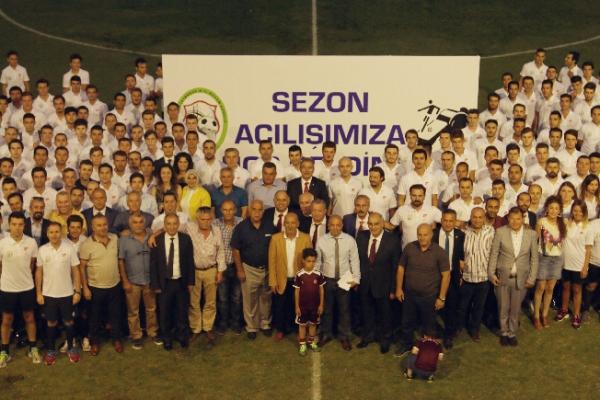 Altınok Öz 2017-2018 Futbol Hakemleri Sezon Açılıșına Katıldı