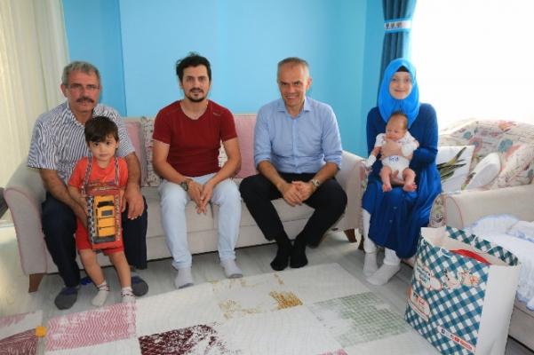 Çekmeköy'de ev ziyaretleri