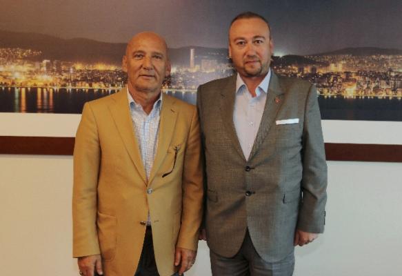 CHP Milletvekili Özkan Yalım'dan Altınok Öz'e Ziyaret