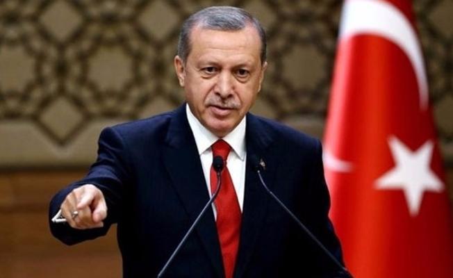 Erdoğan: Çılgına döndüler!