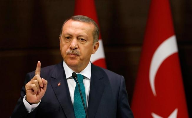 Erdoğan: FETÖ terör örgütünün, DEAŞ ve PKK'dan farkı yoktur