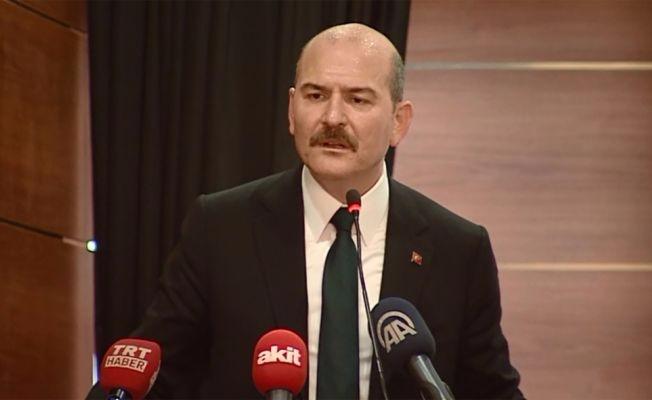 İçişleri Bakanı duruma el koydu: 'Gözaltılar var'