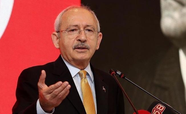Kılıçdaroğlu: 'Gündeminde sadece ben varım'