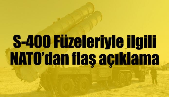 NATO, Türkiye'nin S-400 Hamlesine Açıklama