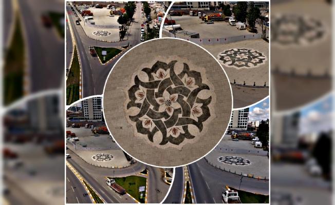 Ümraniye'nin cadde ve sokakları renkleniyor