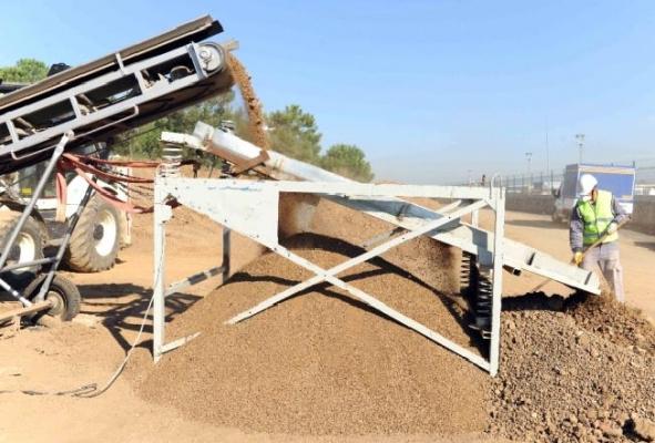 Tuzla Belediyesi hafriyat toprağını doğaya geri kazandırıyor