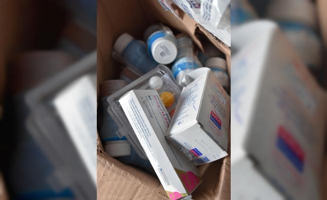 10 ayda toplanan atık ilaç 2 tonu aştı