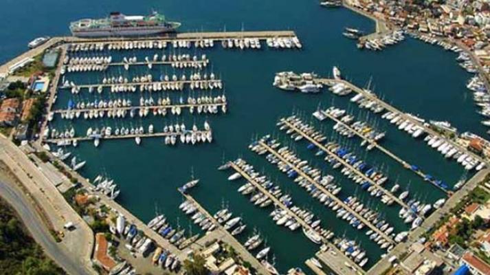 Kalamış Yat Limanı özelleştirmesinde alan genişletildi