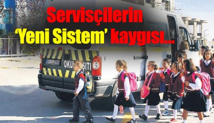 Servisçilerin 'Yeni Sistem' kaygısı…