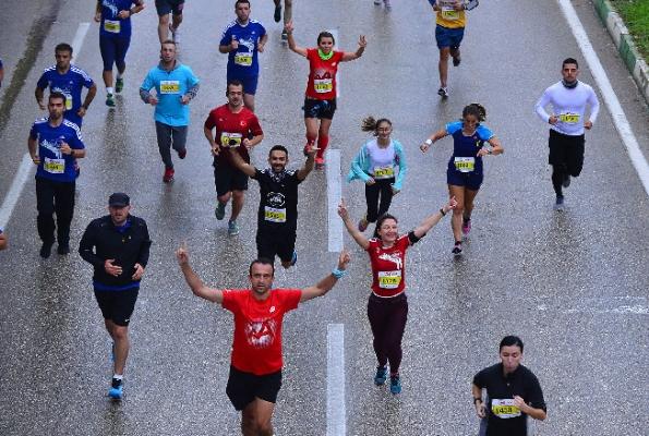 1000 kişi Riva Koşusu'nda yarışacak