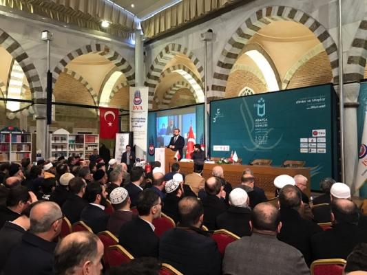 '3. Türkiye Arapça Kitap ve Kültür Günleri' düzenleniyor