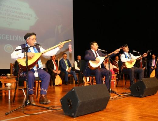 Aşık Kültürü Sultanbeyli'de Yaşıyor