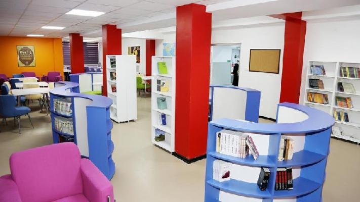"Emniyet'ten okullara ""Z"" tipi kütüphane"