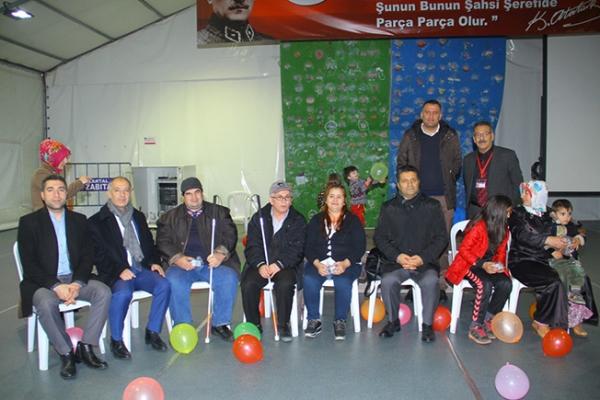Kartal Belediyesi'nden Engelli Çocuklara Özel Tiyatro Gösterisi