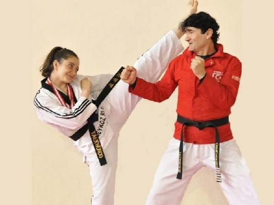 Altın Kız Berranur Dünya Şampiyonası Seçmeleri'nde