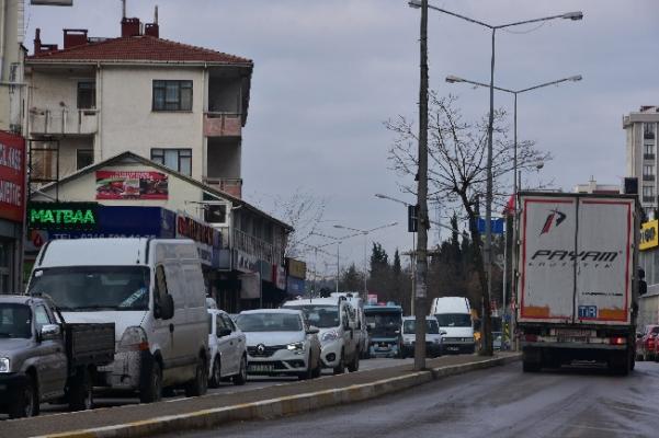 Ankara Caddesi'nin yükü azalıyor