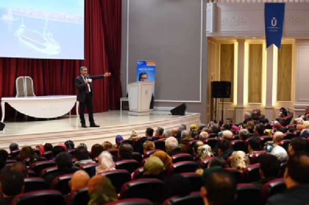 Hilmi Türkmen mahalle toplantısında vatandaşlar ile bir araya geldi