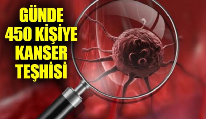 Türkiye'de yılda ortalama 163 bin 500 kişi kansere yakalanıyor …