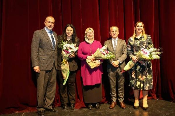 Beykoz Kent Konseyi'nden Dünya Kadınlar Günü kutlaması