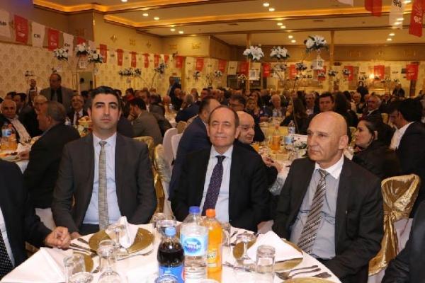 Altınok Öz CHP Ümraniye İlçe Başkanlığı'nın Birlik Ve Dayanışma Gecesine Katıldı