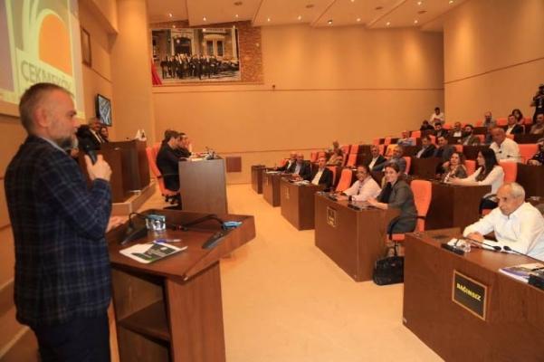 Çekmeköy Belediyesi 2017 Yılı Faaliyet Raporukabul edildi